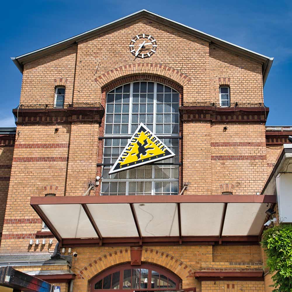 Kulturfabrik Krefeld e.V Veranstaltungen