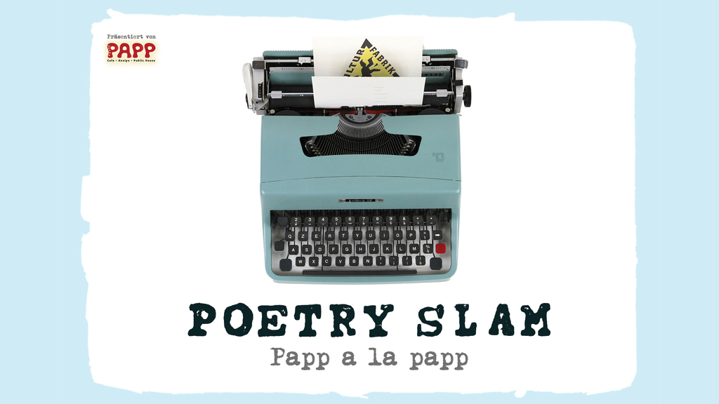 Kulturfabrik Krefeld e.V Veranstaltungen Poetry Slam